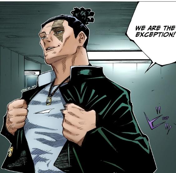 Jujutsu Kaisen Chapter 128