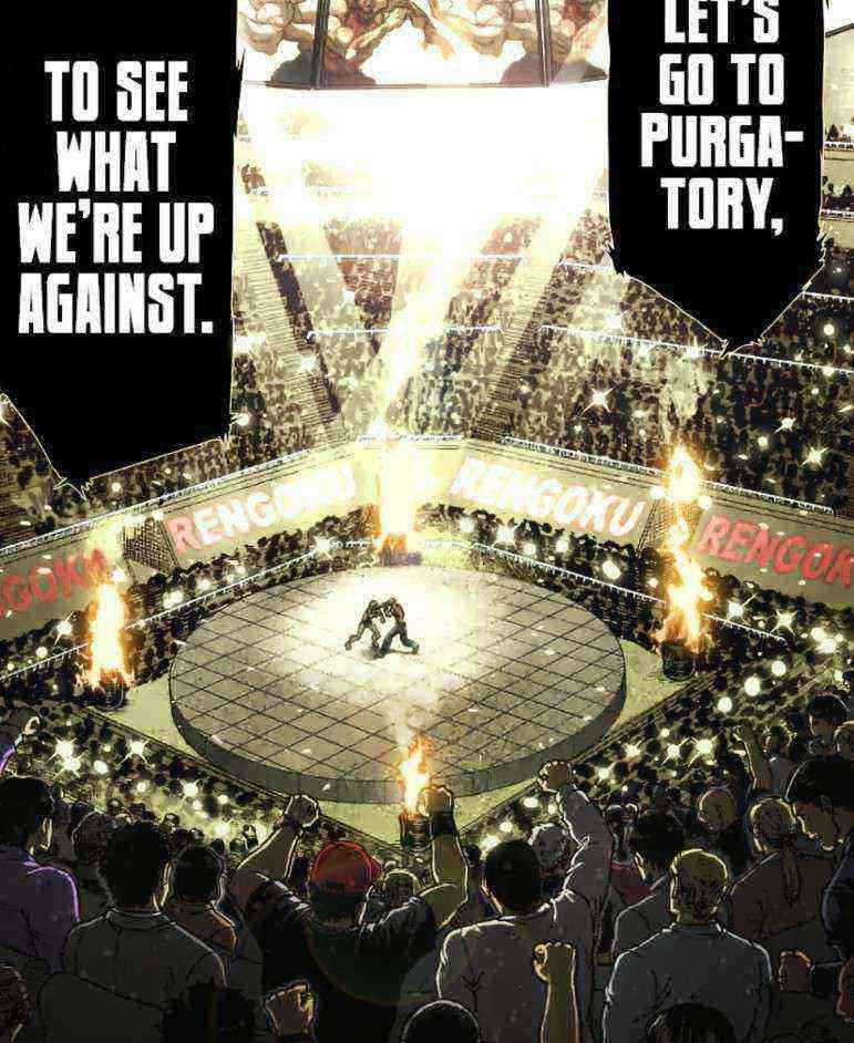 Kengan Omega Chapter 83