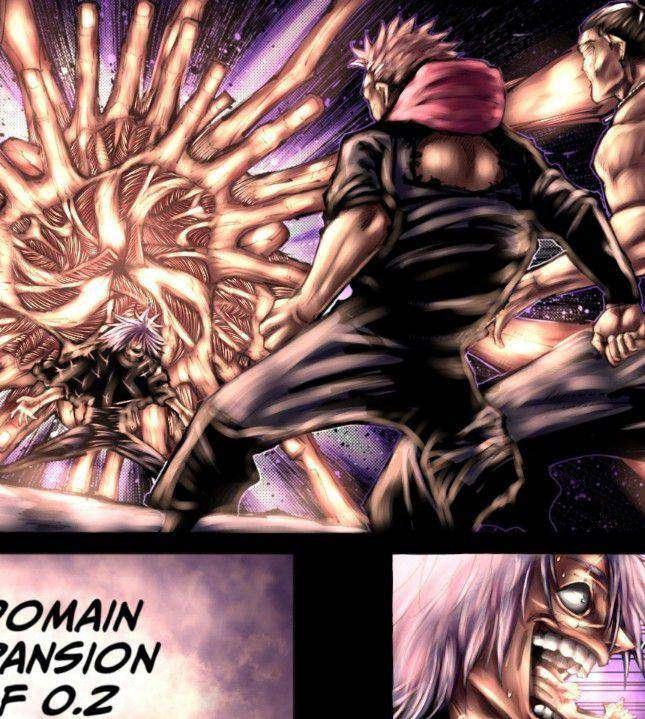 Jujutsu Kaisen Chapter 130
