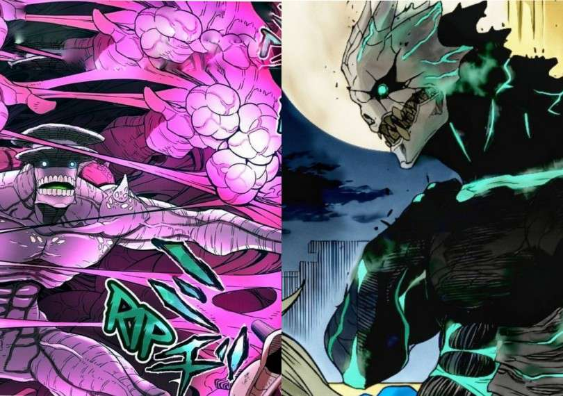 Kaiju No. 8 Chapter 18