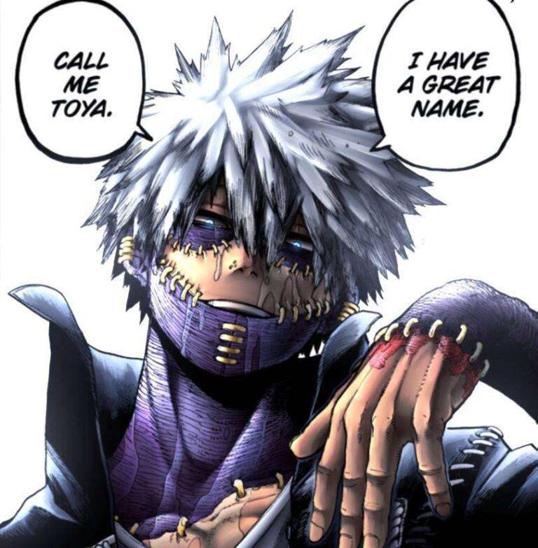 My Hero Academia Chapter 292