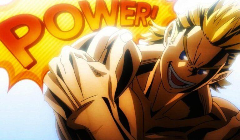 My Hero Academia Chapter 292 raw