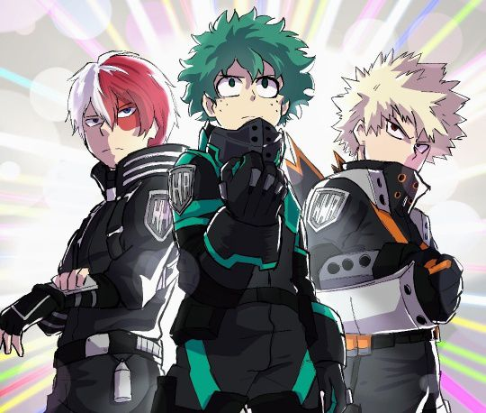 My Hero Academia Movie 3