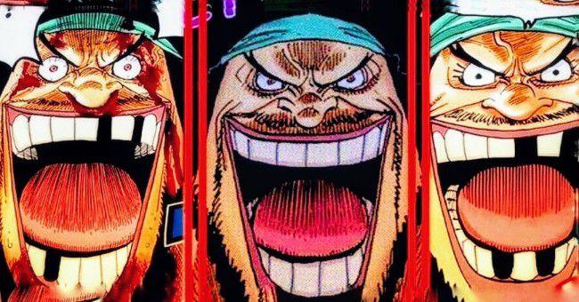 Mystery of Blackbeard in One Piece