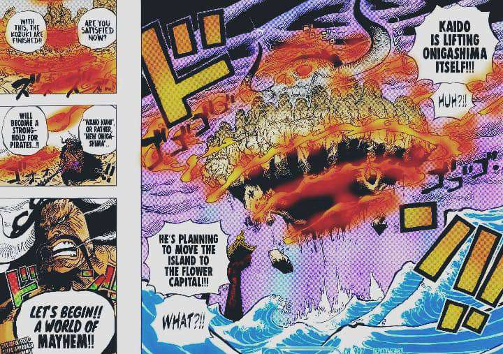 One Piece Chapter 998 Spoilers