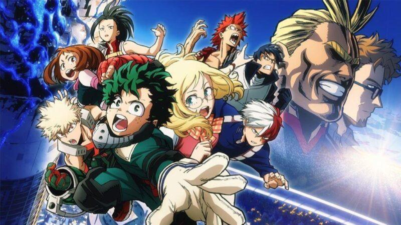BNHA Jump Festa 2021
