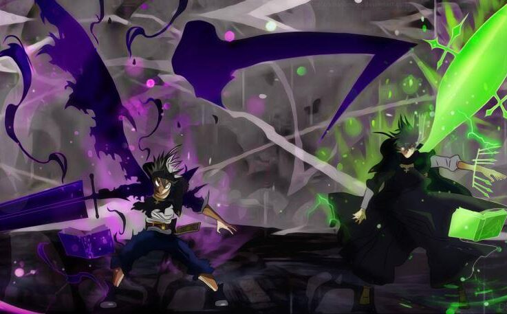 Black Clover new Opening and Ending songs