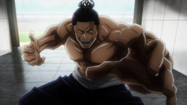 Power of Aoi Todo Explained in Jujutsu Kaisen