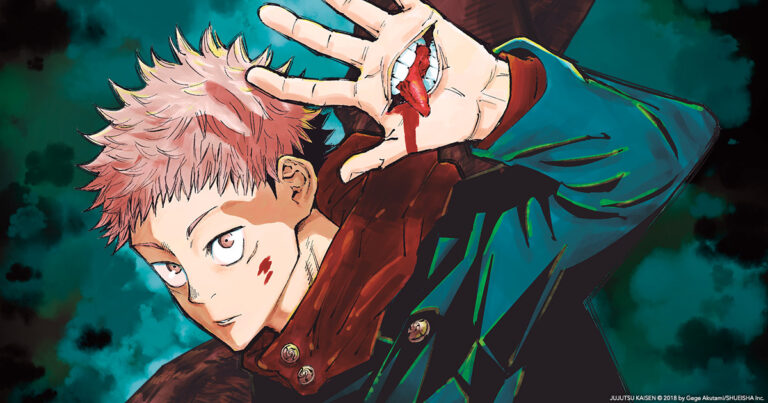 Shoseki monthly manga sales jujutsu kaisen