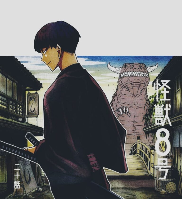 Kaiju No. 8 Chapter 21