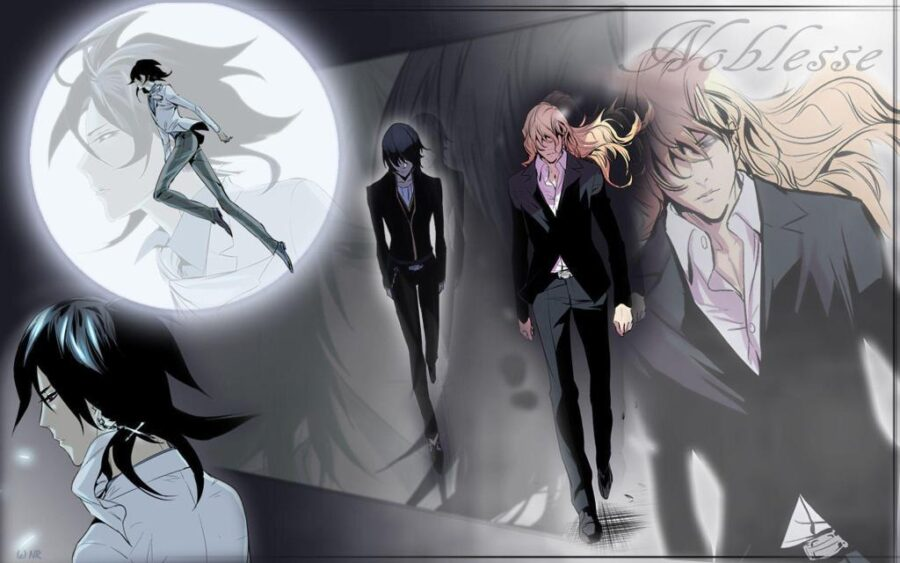 Noblesse Episode 13 summary