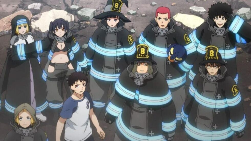 Fire Force Season 3