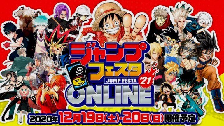 One Piece special performance jump festa 2021