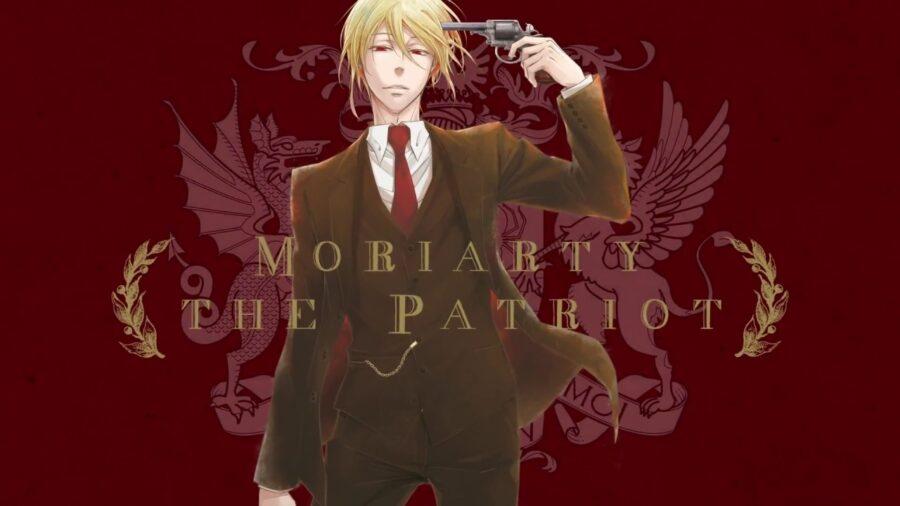 Moriarty the patriot episode 12