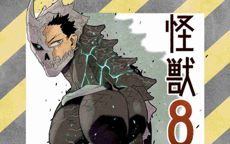Kaiju No.8 Volume 2