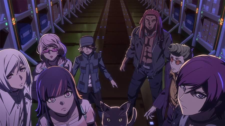 Akudama Drive! Episode 11 Spoilers
