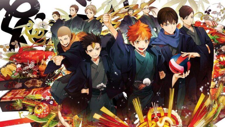 Haikyu!! Season 5 spoilers