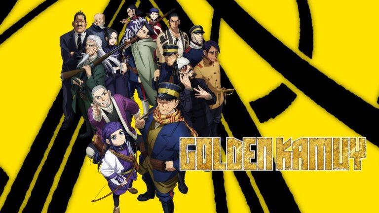 Golden Kamuy Season 4