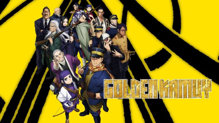 Golden Kamuy Season 4