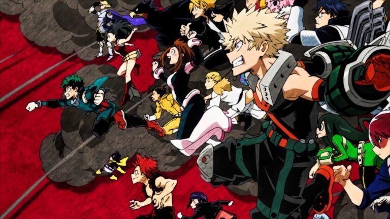 My Hero Academia Manga Volumes sale