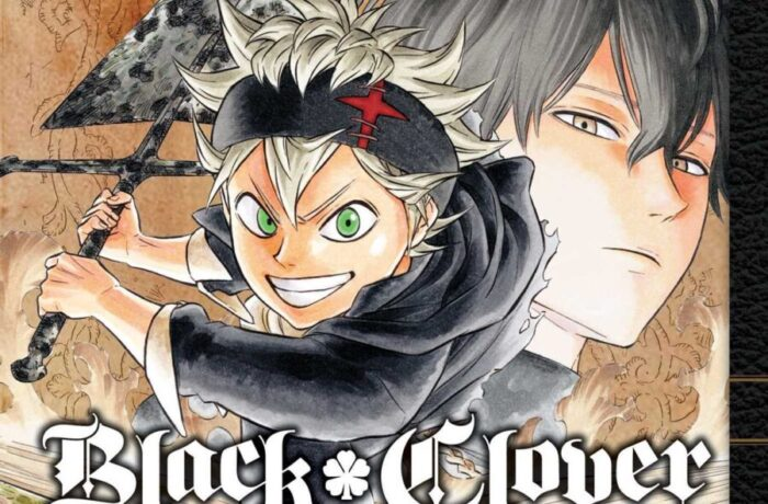 Black Clover Volume 1 27 oricon