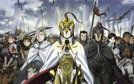 Top 10 historical fantasy anime shows