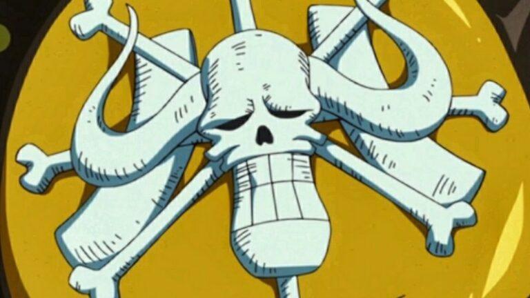 Beast Pirates One Piece