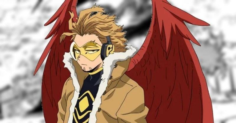 Boku No Hero Academia Chapter 299