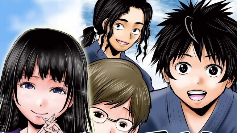 F-Ken Assassination Classroom Voice Comic