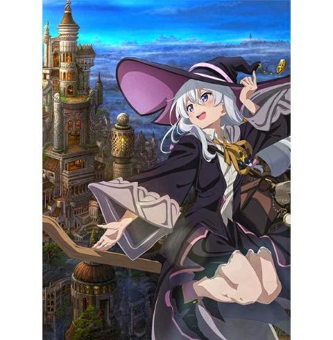 Elaina Wandering Witch