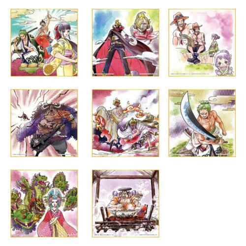 One Piece Wano Kuni game ichiban Kuji