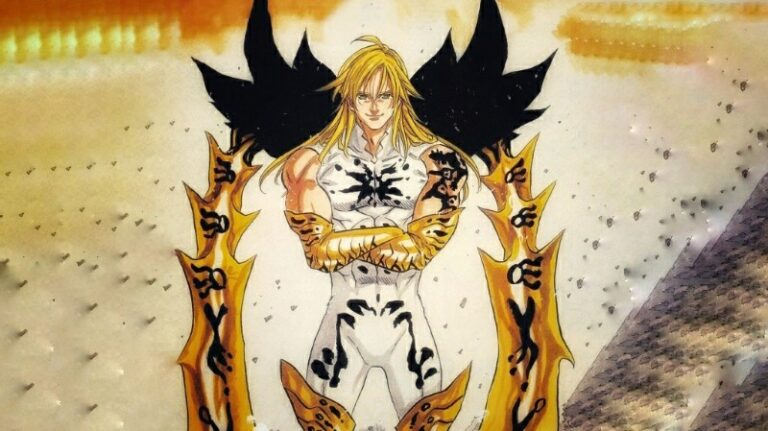 Meliodas Demon King / Strongest DemonSeven Deadly Sins