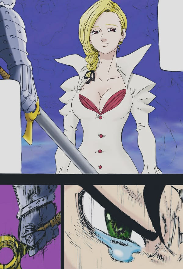 Nanatsu No Taizai Fundo no Shinpan Episode 3