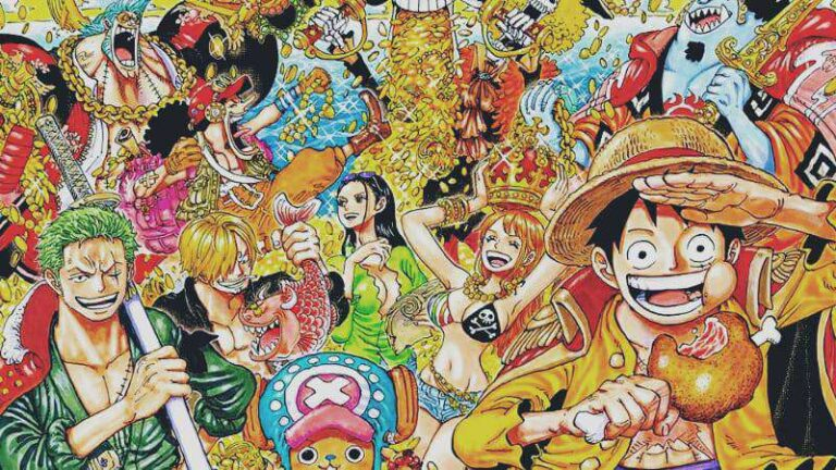 One Piece Chapter 1000