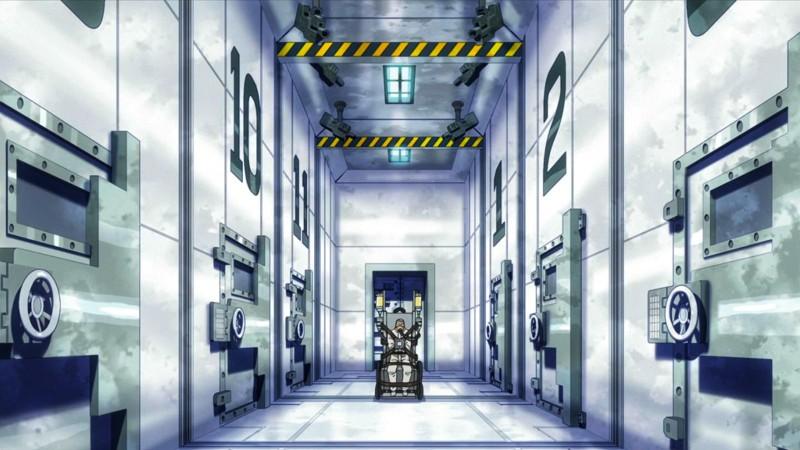 Prison Breakdown My Hero Academia