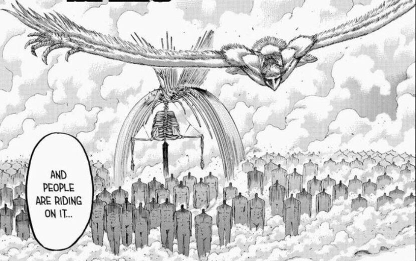 Attack on Titan Chapter 137 spoilers