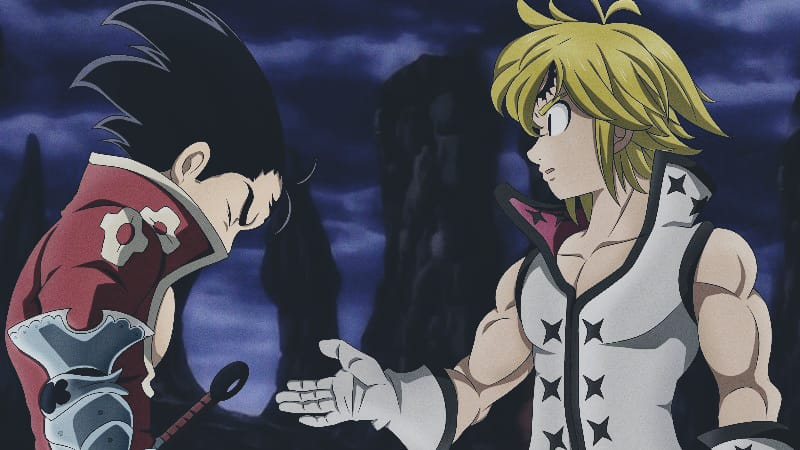 The Seven Deadly Sins Season 5 Episode 4