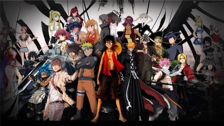 Anime legal site region wise