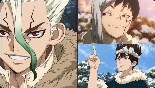 Dr. Stone Season 4 Episode 1