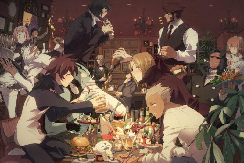 Top 10 Anime Shows Magical Urban World