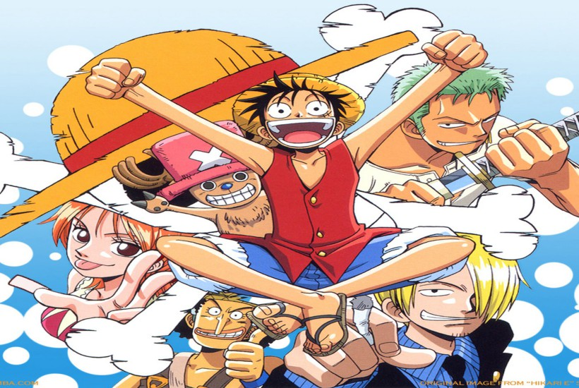 One Piece: Total Ranking of ONE PIECE Global Popularity Poll