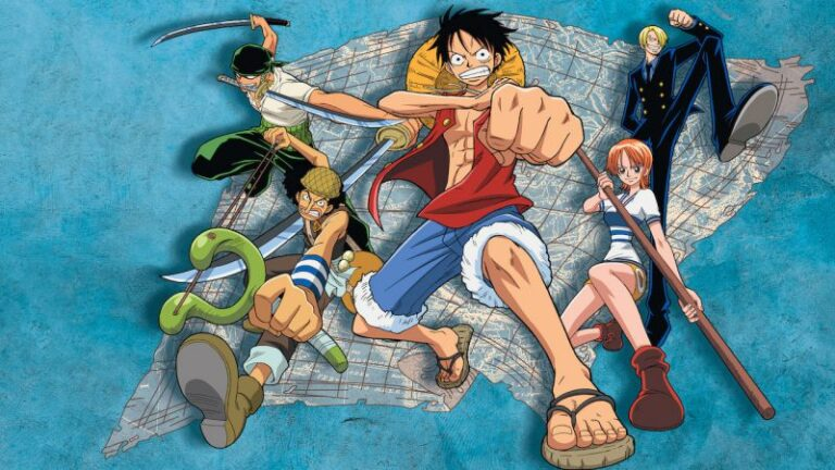 Top 15 Most Handsome One Piece Characters