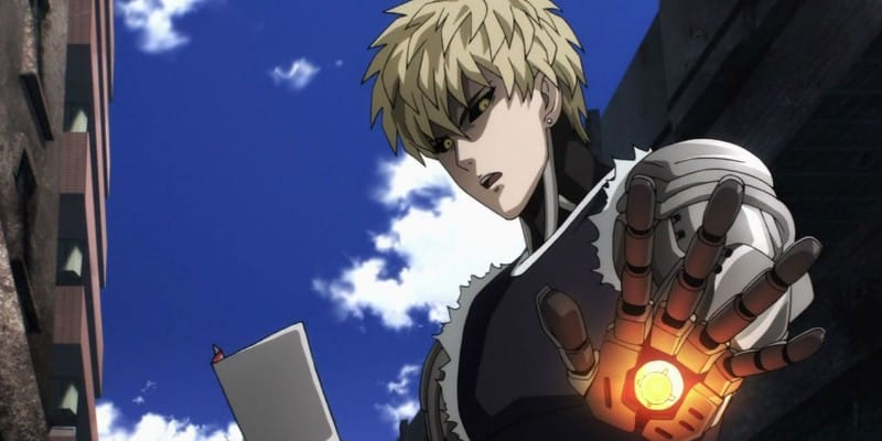 Genos in One Punch Man