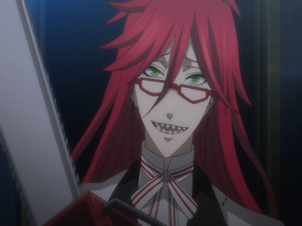 Most Powerful Black Butler characters