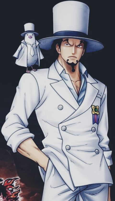 Hottest Male Characters in One Piece