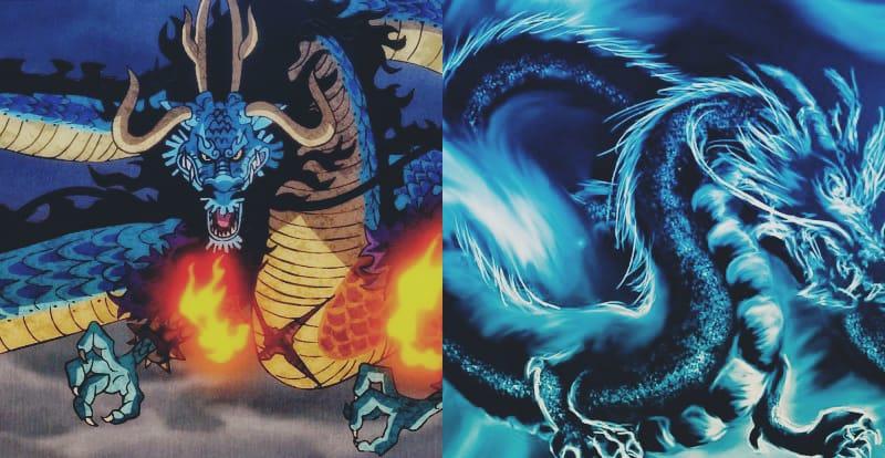 Kaido Azure Dragon One Piece