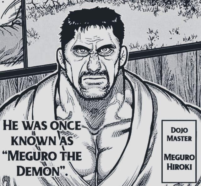 Kengan Omega Chapter 98 Meguro