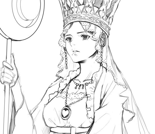 Top 10 Most Beautiful Females in Black Clover