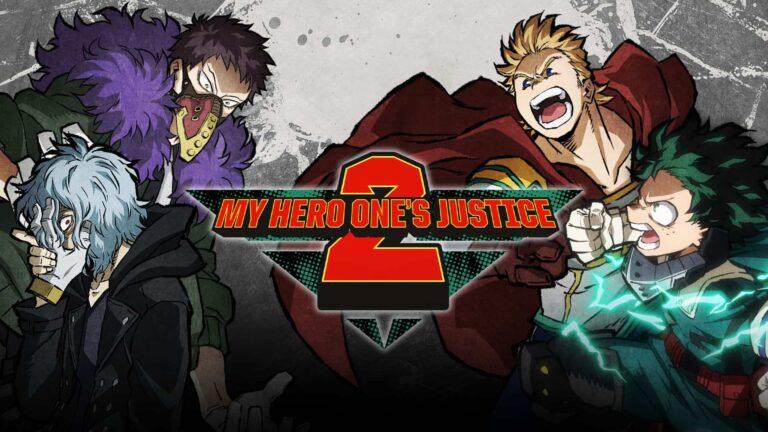My Hero Academia One's Justice 3 dlc