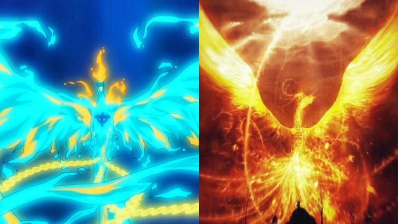Marco the Phoenix One Piece